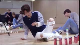 [스트레이키즈/서창빈]다크랩퍼 창빈이가 빈데렐라가 되어 버린 이유(짠내주의)