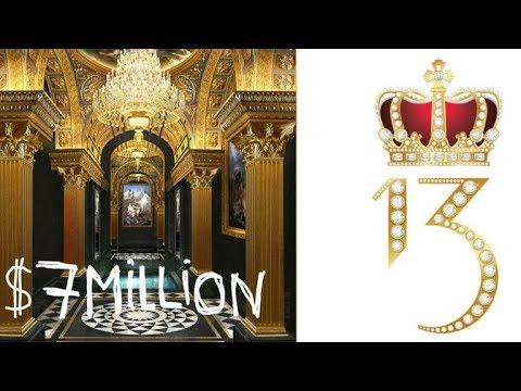 $7 MILLION HOTEL ROOM??? 13 Hotel Macau Villa Du Comte The World's Most Expensive Hotel Room