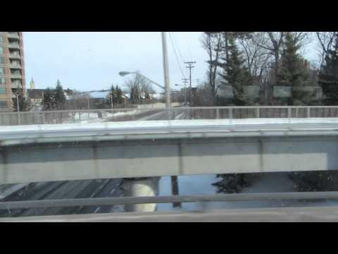 Downtown Ottawa Billings Bridge Bank Street