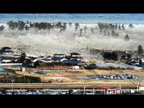 End of the World: Tsunamis, Earthquakes and Hurricanes 'for SEVEN Years' Start October 15
