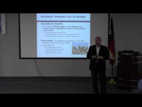 Rep. Kevin Brady Cyberonics Employee Town Hall Meeting