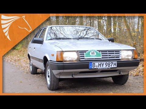 Deutschlands ältester Hyundai: Hyundai Stellar 1987 Oldtimer Im Test | CSB Schimmel Automobile