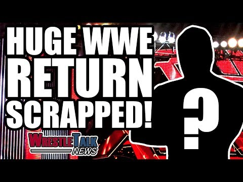Dolph Ziggler Getting REPACKAGED?! HUGE WWE Return SCRAPPED! | WrestleTalk News Aug. 2017