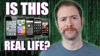 Are Cell Phones Replacing Reality? | Idea Channel | PBS Digital Studios