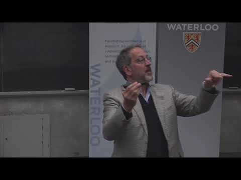 The Water Institute 2016 RBC Distinguished Lecture: Jay Famiglietti