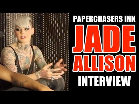 INTERVIEW: TALK WITH MAG FEATURE | JADE ALLISON