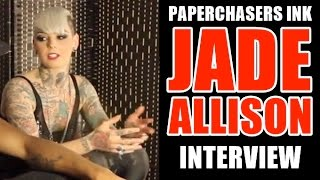 PAPERCHASERS INK - JADE ALLISON - INTERVIEW