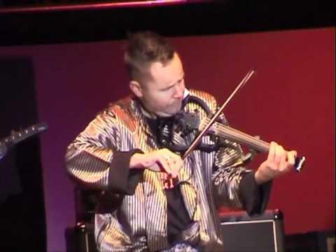 Nigel Kennedy plays Jimi Hendrix (Berlin, 2003)