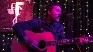 Brian Fallon Smoke Live - Crossroads Garwood NJ 12/21/16
