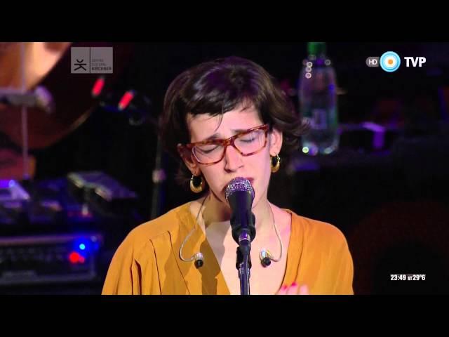 Canción de amor para Olga - Homenaje a Spinetta en el CCK - 13-12-15