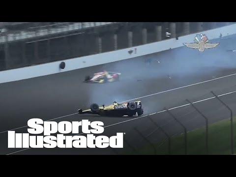 Ryan Hunter-Reay on James Hinchcliffe crash | Sports Illustrated