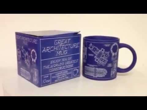 Great architecture coffee mug youtube great architecture coffee mug malvernweather Gallery
