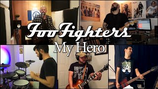 My Hero - Foo Fighters (cover by Camatagua Ross Band)