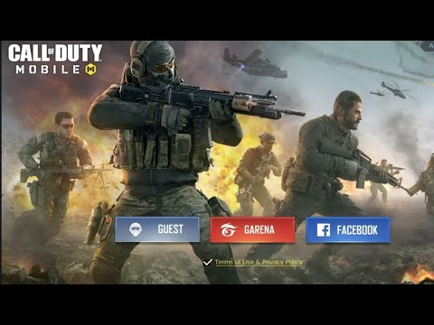 Call Of Duty Mobile Closed Beta Test Official Gameplay Garena Server! Link Download & Pre regist!