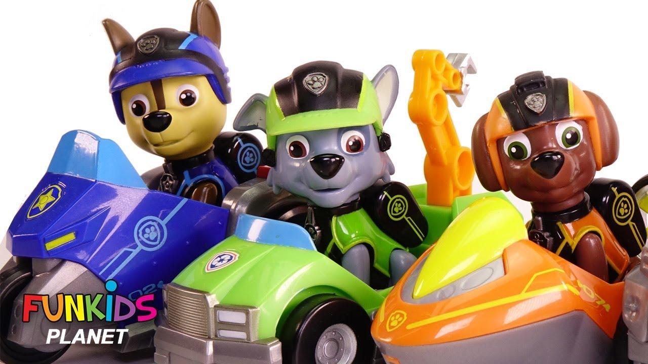 Hot sale Genuine Original Paw Patrol Rescue Racers ...   Cars Paw Patrol Pups