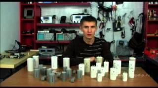 Пускові конденсатори