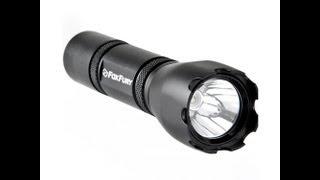 FoxFury Rook MD1 Flashlight (Review / Field Test) - 220 Lumen Tactical Light