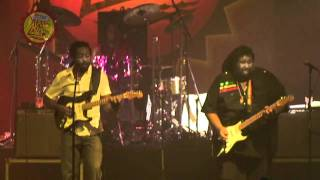 Afro-Latino Festival 2010 - Bree (B): Inner Circle - Rock with you - live