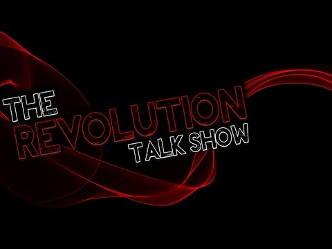Random Question Roulette! The Revolution Talk Show