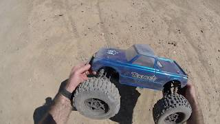 "TEKNO MT410 ""What a BEAST!!!"" Hobbywing Max 8 Combo"