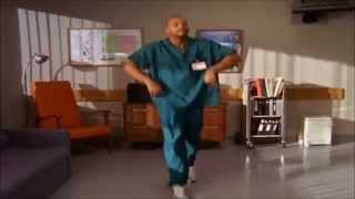 1 HOUR Doctor Turk Dancing - Scrubs HD
