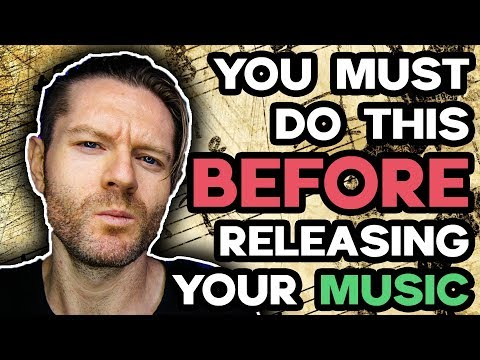 Music Marketing Strategies | Top 3 Things to do BEFORE Releasing Your Music Mp3