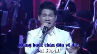 Đất Nước Trọn Niềm Vui [Karaoke-Lyrics]- Trọng Tấn | Liveshow Đêm Nhạc Trọng Tấn | Full HD 1080p