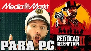¡RED DEAD REDEMPTION 2 PARA PC EN 2019! - Sasel - Media Markt - español