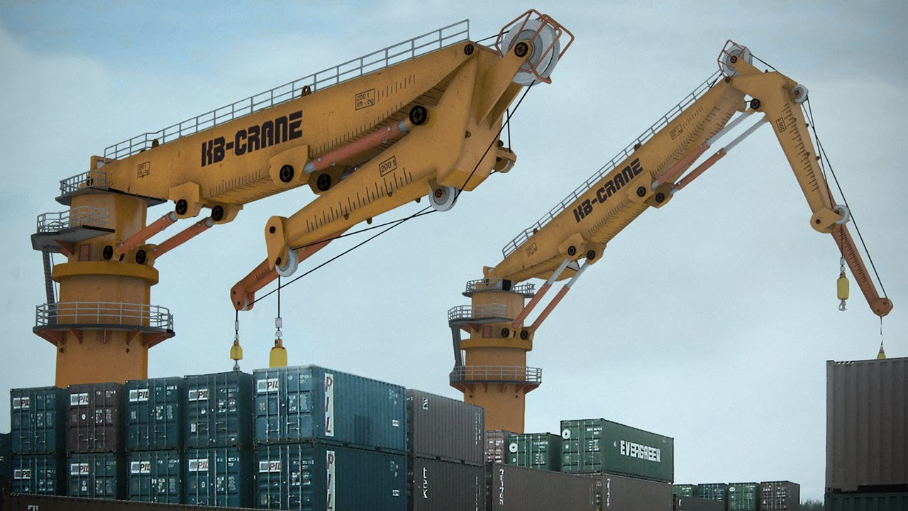 3ds max tutorial now available modeling and rigging a for Crane tutorial