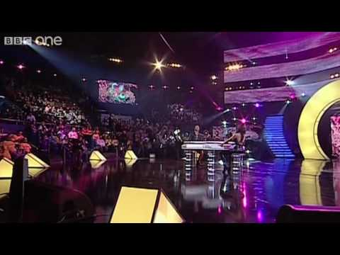 """Romania - """"Playing with Fire"""" - Eurovision Song Contest 2010 - BBC One"""