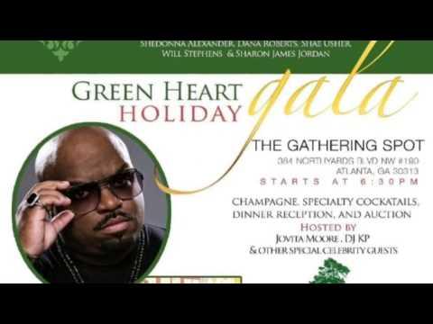 Green House Gala 2016 Ceelo Green