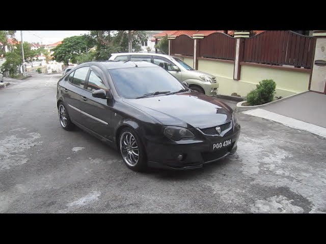 Proton Gen2 Medium Line AT Price, Review in Thailand | ZigWheels