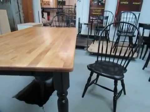 relooking meuble et armoire de cuisine youtube. Black Bedroom Furniture Sets. Home Design Ideas