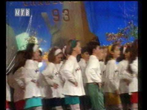 """Nikola Nikola - Olivera Lazarovska - """"Zlatno Slavejce 1993"""""""
