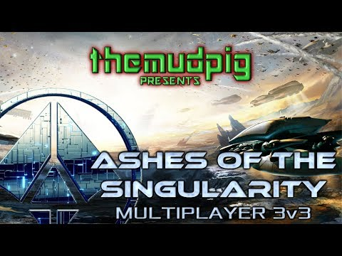 Multiplayer Match 3v3 (20171108) Ashes of the Singularity: Escalation