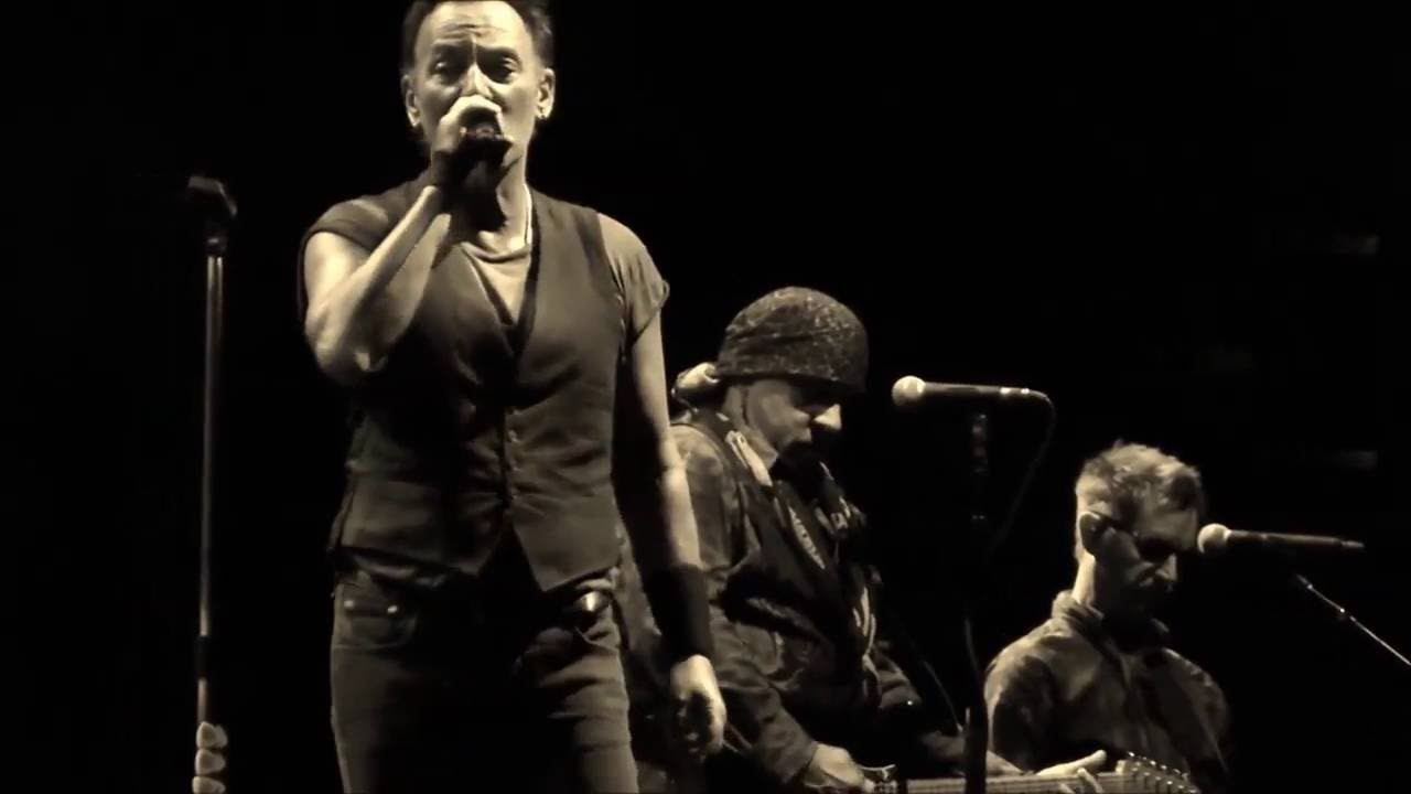 Bruce Springsteen The E Street Band The Fever Live In