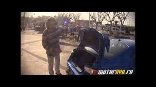 Тест-драйв Subaru BRZ 2012