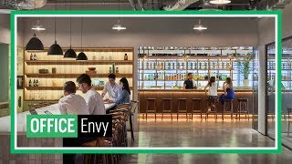 Gambar cover Diageo's Singapore Office | Office Envy