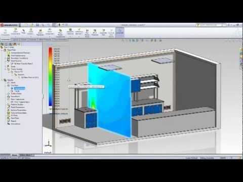 origencadcam - Flow Simulation - Estudio de trazas