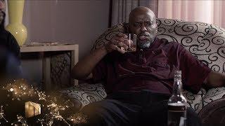 Dingane Khoza's arrival – The Queen | Mzansi Magic