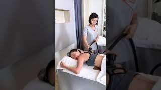 Quay livestream dịch vụ giảm cân tại spa hiệu quả