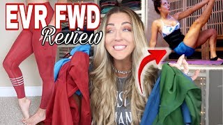 """Testing """"Compression"""" Leggings and Shorts // Ever Forward Review"""