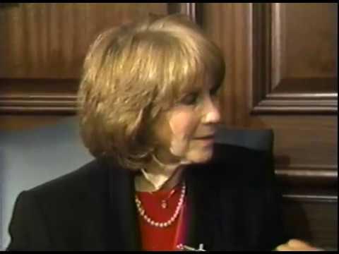 Julie Harris interview in Boston, MA