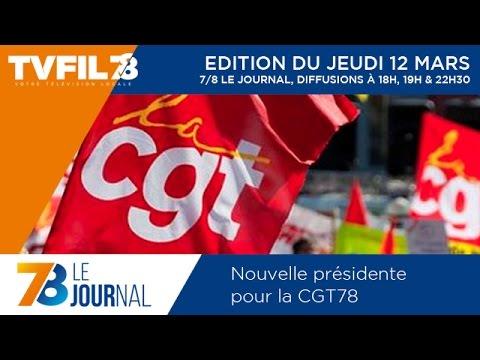 7/8 Le Journal – Edition du jeudi 12 mars 2015