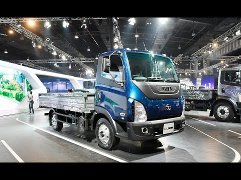 Tata Ultra 2018 (T.7 LCV) Walkaround