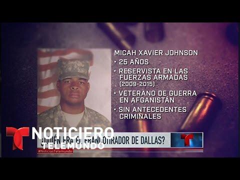 ¿Quién era el atacante de Dallas? | Noticiero | Noticias Telemundo
