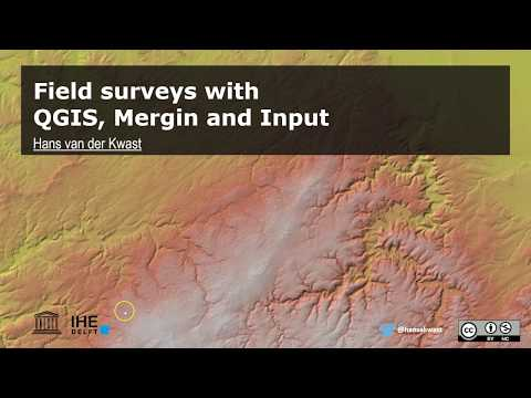 Field surveys with QGIS, Mergin and Input