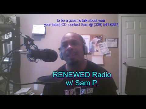WYTV7 Renewed Radio #2 Gospel Soul Food Saturday & Light It Up