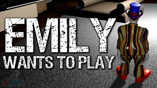 Let's Play Emily Wants To Play   Indie Horror Game Walkthrough Gameplay