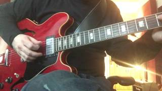 Gibson 1967 335 cherry